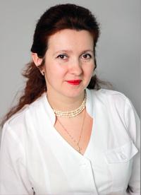 Федоренко Олена Анатоліївна. Лікар-кардіолог.