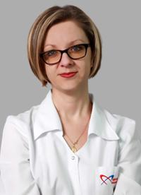 Трегуб Леся Сергіївна